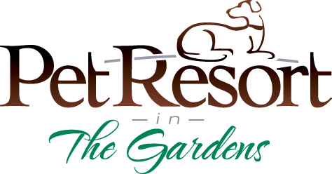 Pet Resort in the Gardens logo