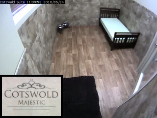 Cam view of indoor suite 2