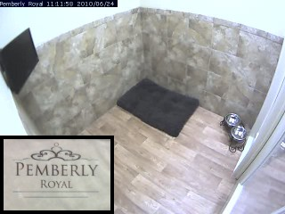 Cam view of indoor suite 3