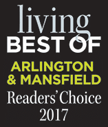 Living Best of Arlington & Mansfield Readers' Choice 2017